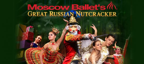 Moscow Ballet's Great Russian Nutcracker