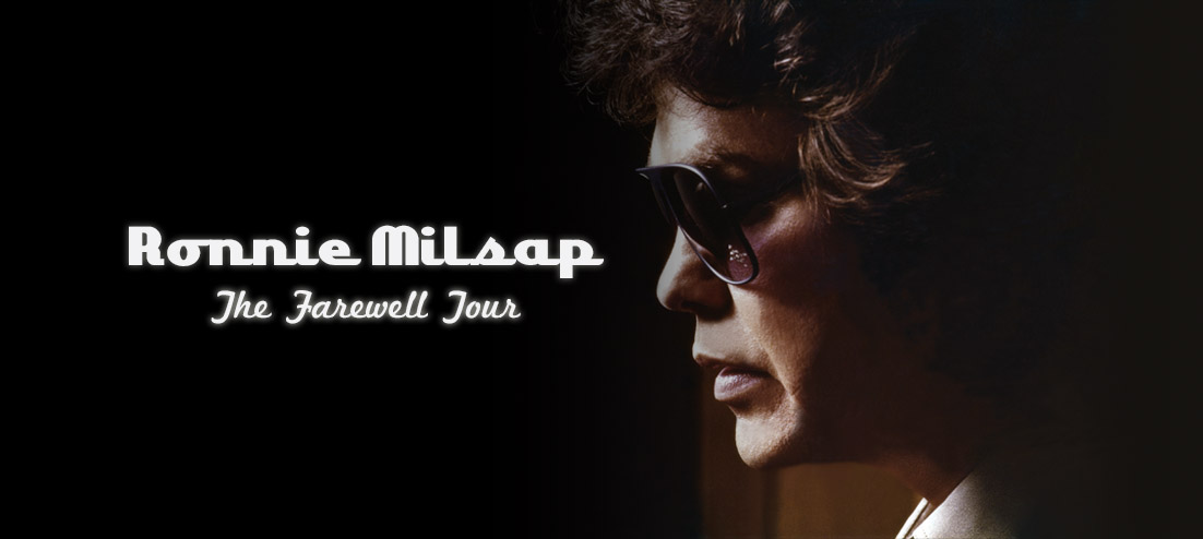 Ronnie Milsap: The Farewell Tour