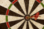 """Bullseye,"" photograph by Cheree Federico of Bowling Green."