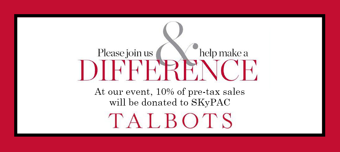 An Evening of Shopping & Refreshments at Talbot's