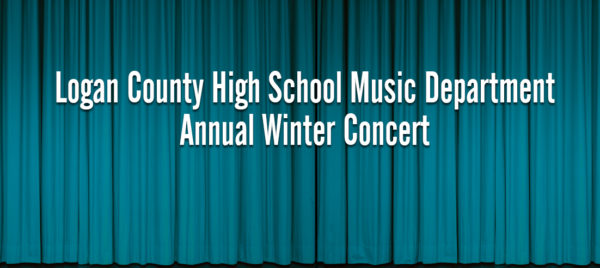 Logan County High School Music Department Annual Winter Concert