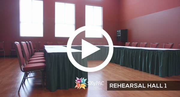 Rehearsal Hall 1 Preview