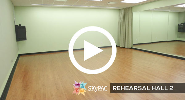 Rehearsal Hall 2 Preview