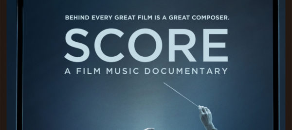 South Arts Film Series: SCORE:  A Film Music Documentary