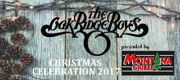 The Oak Ridge Boys Christmas Celebration 2017