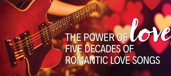 Orchestra Kentucky: The Power of Love: Five Decades of Romantic Love Songs
