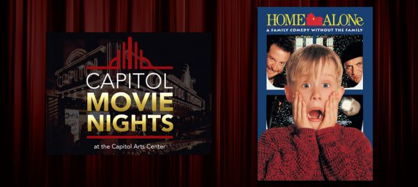 Capitol Movie Night: Home Alone