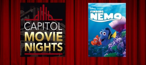 Capitol Summer Movies: Finding Nemo