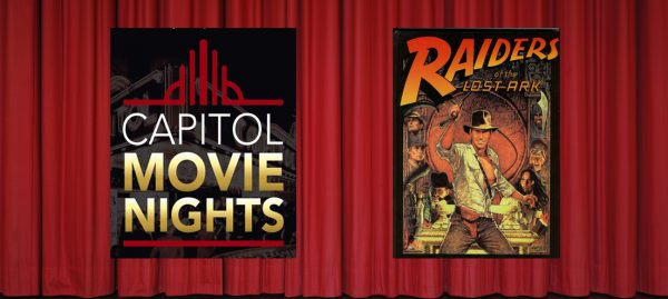 Capitol Summer Movies: Raiders of the Lost Ark