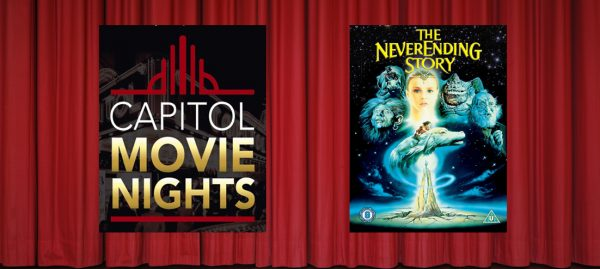 Capitol Movie Night: The Neverending Story