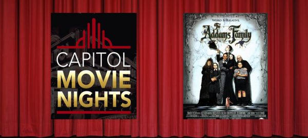 Capitol Movie Nights: The Addams Family