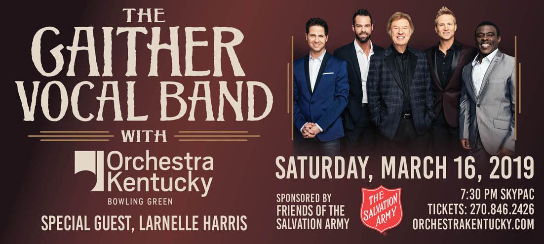 Orchestra Kentucky: The Gaither Vocal Band - SKyPAC | Bowling ...