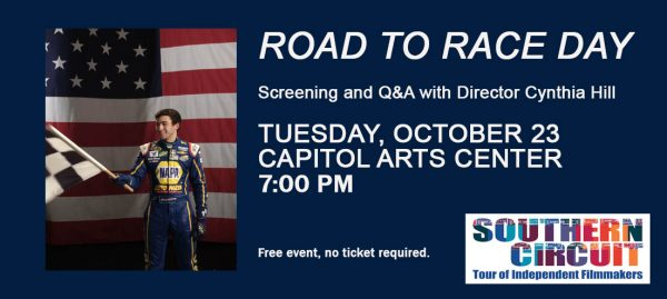 South Arts Film Series: Road to Race Day