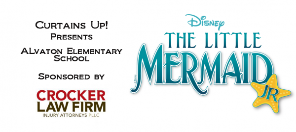 Curtains Up! Alvaton Elementary School: The Little Mermaid Jr.