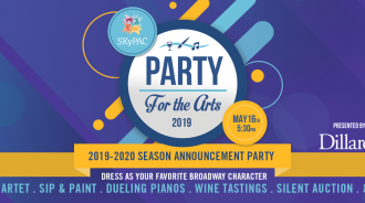 Party For The Arts