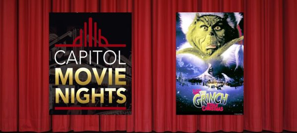 Capitol Movie Night: How the Grinch Stole Christmas