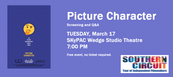 South Arts Film Series: Picture Character