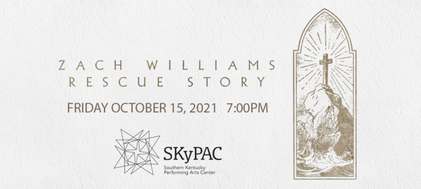Zach Williams | Rescue Story Tour  Featuring We The Kingdom & CAIN