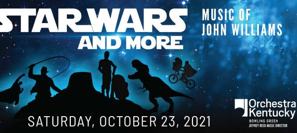 Star Wars and More – Music of John Williams: Orchestra Kentucky