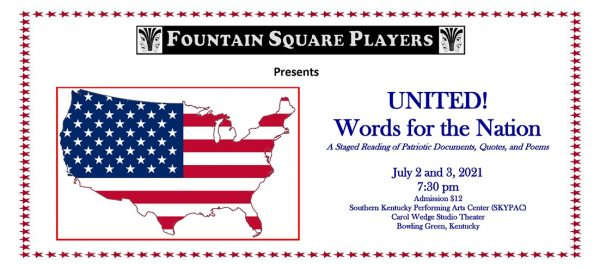UNITED! Words for the Nation: Fountain Square Players